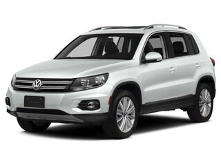 New 2017 Volkswagen Tiguan Limited 2.0T SUV VW171115 in Brunswick, OH
