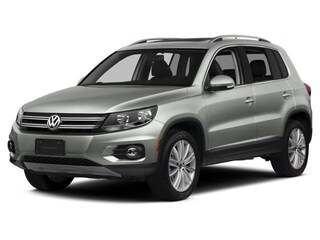 New 2017 Volkswagen Tiguan Limited 2.0T SUV VW171068 in Brunswick, OH