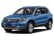 2017 Volkswagen Tiguan Limited 2.0T 4MOTION