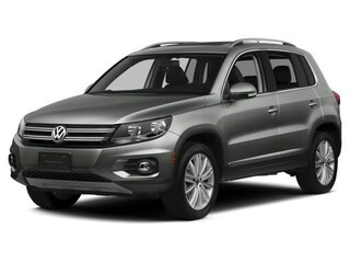 New 2017 Volkswagen Tiguan Limited 2.0T 4MOTION for sale in Billings, MT