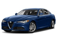 Used 2018 Alfa Romeo Giulia Ti Lusso Sedan for Sale in Houston, TX at Helfman Dodge Chrysler Jeep Ram