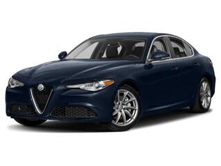 2018 Alfa Romeo Giulia Ti SPORT RWD Sedan