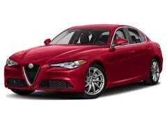 2018 Alfa Romeo Giulia Ti Sport Ti Sport RWD