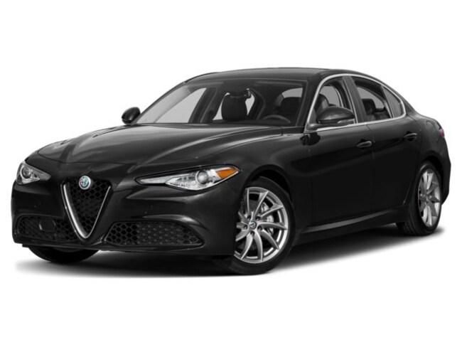 2018 Alfa Romeo Giulia Ti RWD Sedan