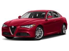 2018 Alfa Romeo Giulia Ti Sport Ti Sport AWD