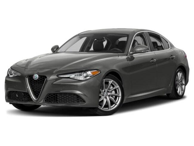 2018 Alfa Romeo Giulia Ti AWD Sedan