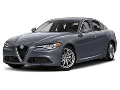 2018 Alfa Romeo Giulia Ti Lusso Ti Lusso AWD
