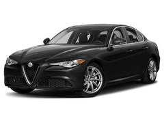 2018 Alfa Romeo Giulia TI Sport AWD Sedan for sale in Terre Haute, IN at Burger Chrysler Jeep