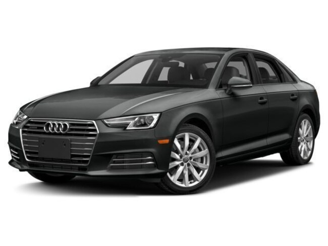New 2018 Audi A4 2.0T Tech ultra Premium Sedan For Sale Los Angeles California
