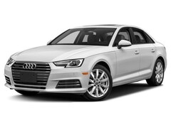 New 2018 Audi A4 2.0T Tech ultra Premium Sedan Los Angeles