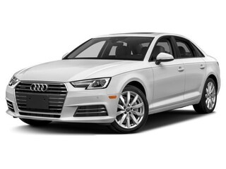 New 2018 Audi A4 2.0T Tech ultra Premium Sedan in Chandler, AZ