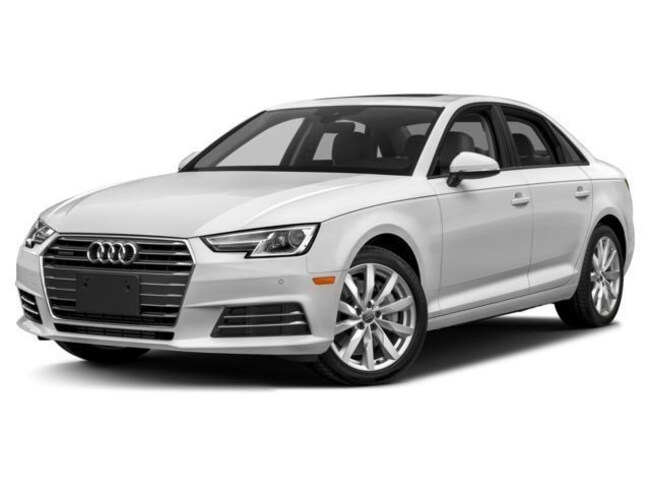 New 2018 Audi A4 2.0T Tech ultra Premium Sedan WAUKMAF45JA220580 Near Los Angeles