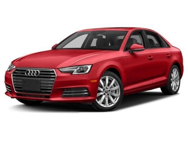 2018 Audi A4 2.0T Summer of Audi ultra Premium Sedan