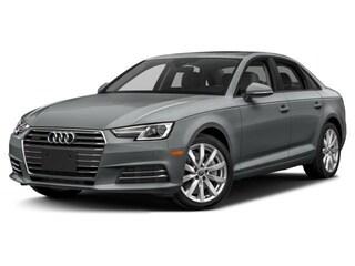 New 2018 Audi A4 2.0T Tech Premium Sedan