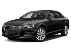 New 2018 Audi A4 2.0T Tech Premium Sedan in Rochester, NY