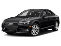 New Audi 2018 Audi A4 2.0T Tech Premium Sedan WAUENAF41JN019973 for sale in Rutland, VT