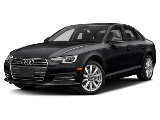 2018 Audi A4 Tech Premium Plus Sedan