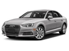 New 2018 Audi A4 2.0T Tech Premium Sedan WAUENAF41JN019990 For sale near New Brunswick NJ