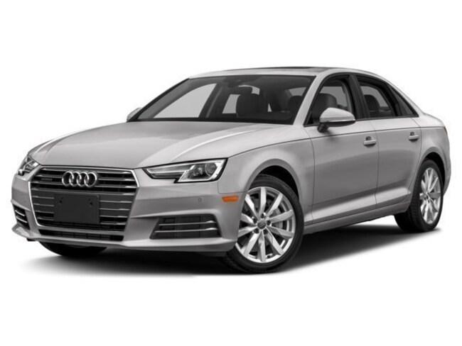 New 2018 Audi A4 2.0T Summer of Audi Premium Sedan in Greenville