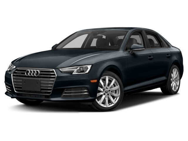 2018 Audi A4 2.0T Premium Sedan