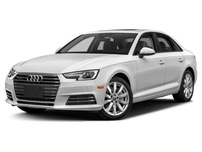 2018 Audi A4 2.0T Summer of Audi Premium Sedan