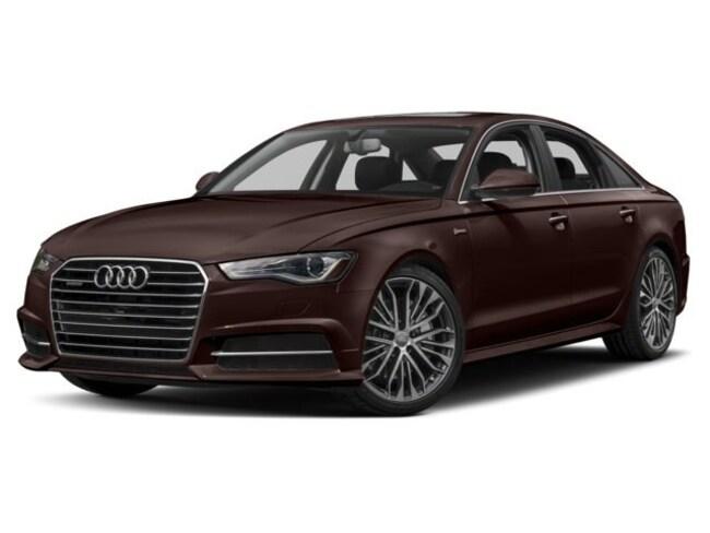2018 Audi A6 3.0T Sedan