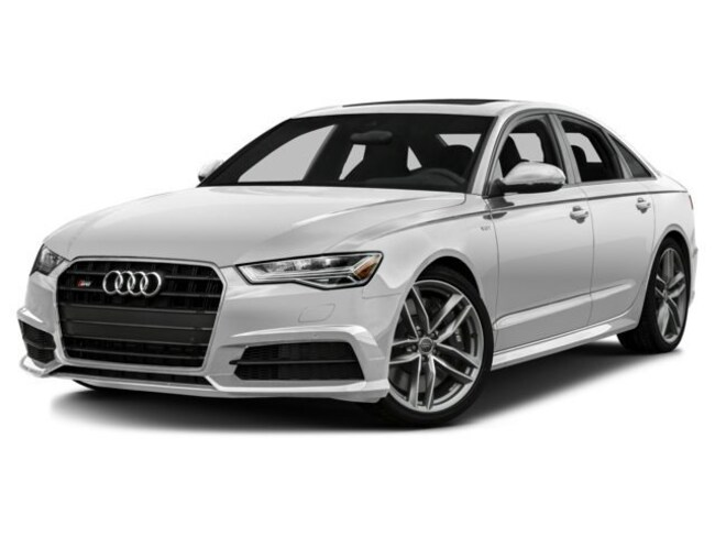 New 2018 Audi S6 4.0T Prestige Sedan for sale/lease Salt Lake City UT