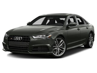 new 2018 Audi S6 4.0T Prestige Sedan for sale near Worcester