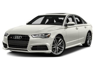 New 2018 Audi S6 4.0T Prestige Sedan in Layton, UT