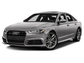 2018 Audi S6 4.0T 4.0 TFSI Premium Plus