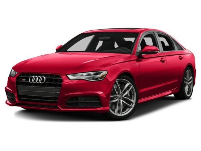 New 2018 Audi S6 4.0 Tfsi Prestige Car Near LA