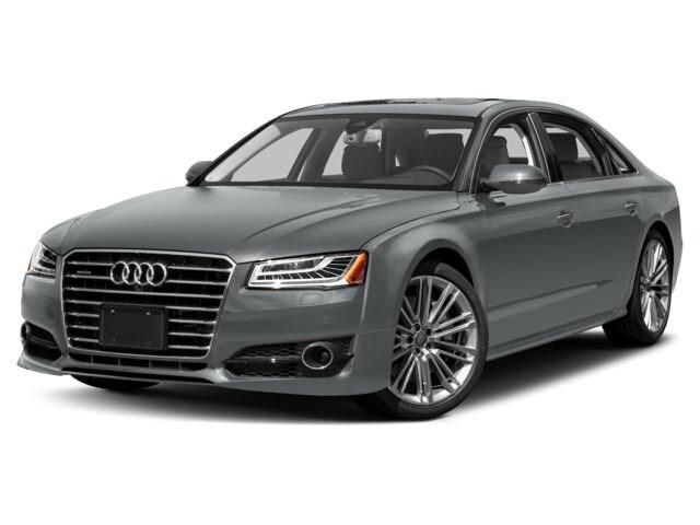 2018 Audi A8 Sedan