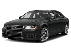 2018 Audi A8 Sport Sedan for sale in Highland Park, IL at Audi Exchange