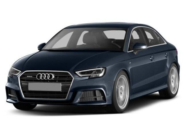 2018 Audi A3 2.0T Sedan