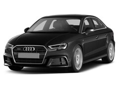 New 2018 Audi A3 2.0T Tech Premium Sedan WAUJ8GFF7J1076311 for sale in Latham, NY