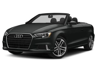 New 2018 Audi A3 2.0T Tech Premium Cabriolet