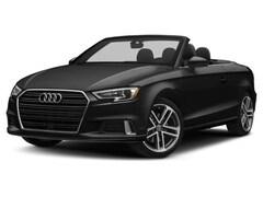 2018 Audi A3 2.0T Tech Premium Cabriolet