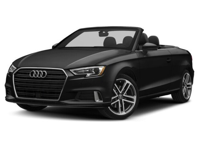 New 2018 Audi A3 2.0T Summer of Audi Premium Cabriolet for sale in Miami