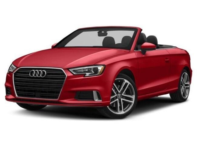 New 2018 Audi A3 2.0T Summer of Audi Premium Cabriolet for sale in Miami