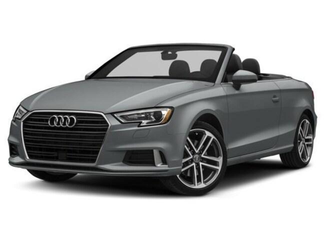 New 2018 Audi A3 2.0T Summer of Audi Premium Cabriolet Near Deer Park NY
