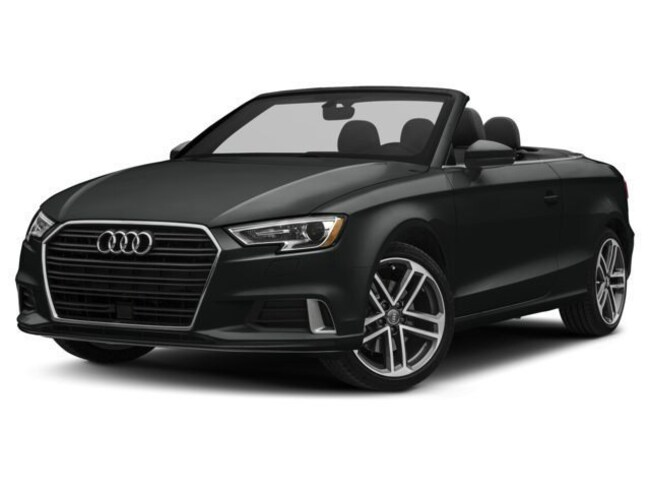 New 2018 Audi A3 2.0T Summer of Audi Premium Cabriolet in Birmingham, MI