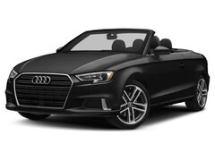 2018 Audi A3 2.0T Premium Cabriolet