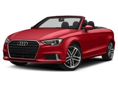 2018 Audi A3 2.0T Summer of Audi Premium Cabriolet