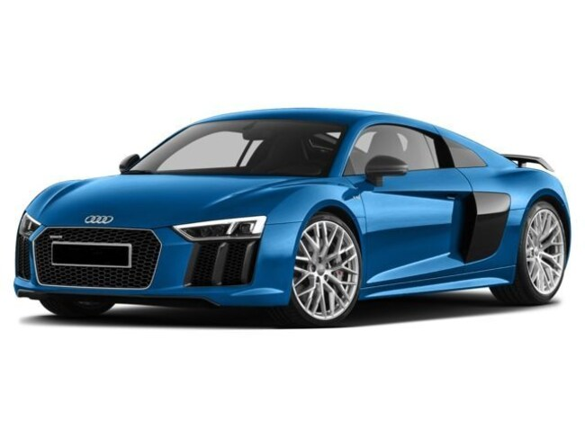 New 2018 Audi R8 5.2 V10 plus Coupe for sale in Latham, NY