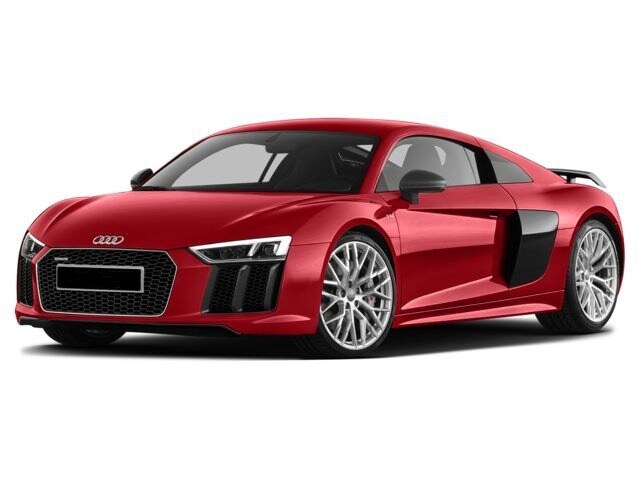 New 2018 Audi R8 5.2 V10 plus Coupe in East Hartford