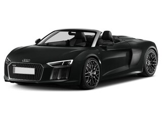 2018 Audi R8 Spyder Plus Convertible