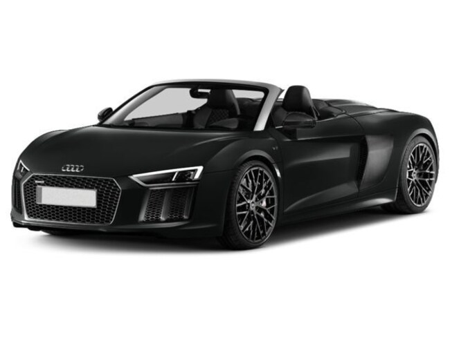 New 2018 Audi R8 5.2 V10 plus Spyder For Sale/Lease Chattanooga, TN