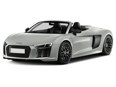 New 2018 Audi R8 5.2 V10 plus Convertible in Atlanta, GA