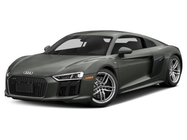 New 2018 Audi R8 5.2 V10 Coupe in Wilmington NC