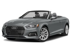 New 2018 Audi A5 2.0T Cabriolet WAUWNGF53JN000891 in Huntington, NY